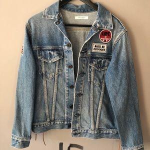 MOUSSY special denim Jacket